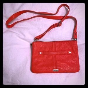Red Orange Crossbody
